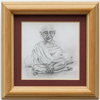Bordianu, Theresa -- Gandhi