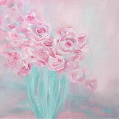 Anne Waters -- Burst of Blooms