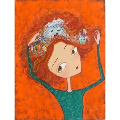 Seattle Girl -- Aziza Saliev
