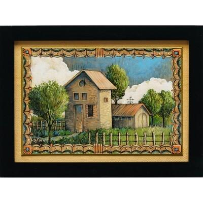 Farmhouse -- Donna Wallace
