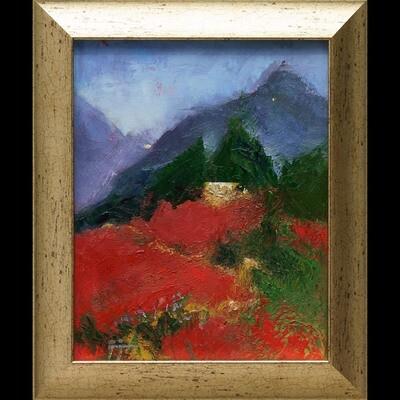 Blue Mountains -- Irena Jablonski