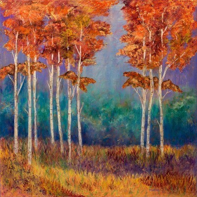 Fall Fantasy -- Marne Jensen