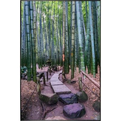 Bamboo Temple Garden III -- Rob Tilley
