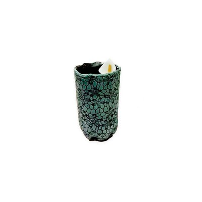 Vase with Cala Lily -- Hilda Bordianu