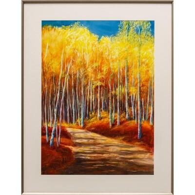 Colorado Aspen -- Nancy R Bradley