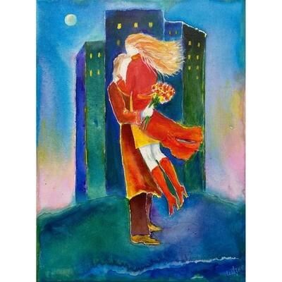 Romantic Night -- Leanna Leitzke