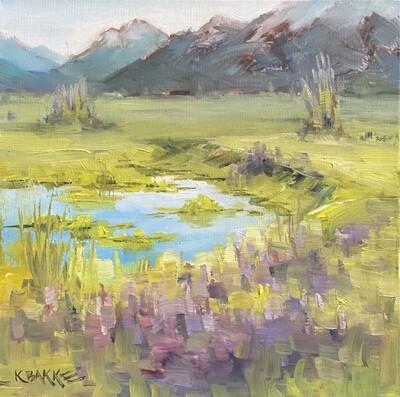 Meadow to Mountains Study -- Karen Bakke