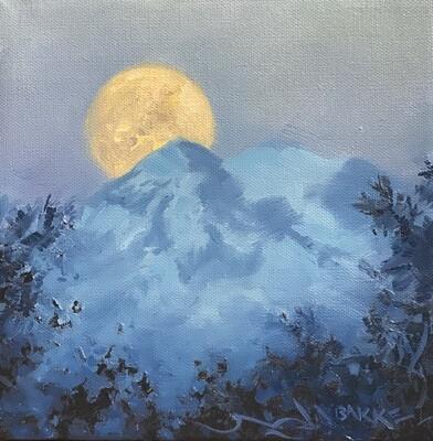 Moon Rising -- Karen Bakke