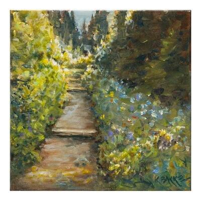 Up the Trail -- Karen Bakke