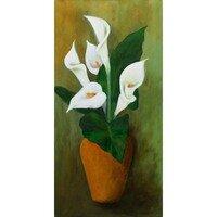 Bouquet of Calla Lilies -- Hilda Bordianu