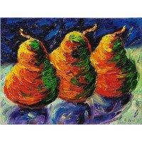 Pears Parade -- Leanna Leitzke