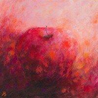 Red Apple -- Hilda Bordianu