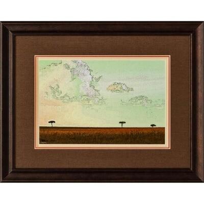 Three Trees -- Jean Burnett