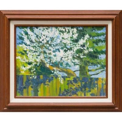 Spring Tree -- Jerry Baldwin