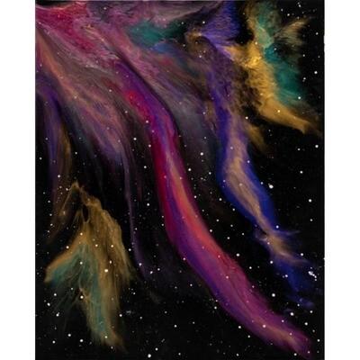 Cosmic Wave -- Piyush Arora