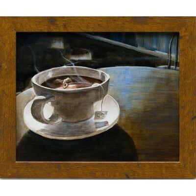 Tea at Twelve -- J. Art Fox