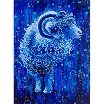 Cosmic Goat — Heidi Barnett