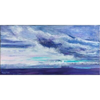Northwest Clouds -- Joan Frey