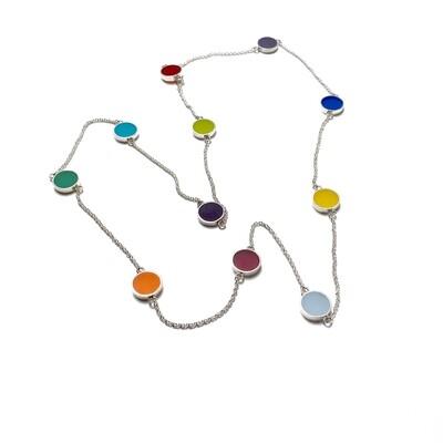 Confetti Necklace -- Jennifer Graves
