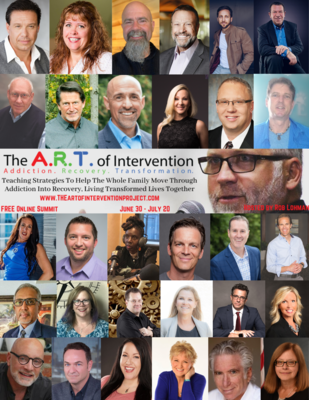 Replay LIFETIME Access to The Art of Intervention Expert Interviews.