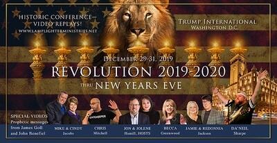 Revolution 2019 Replays! PDF with Links
