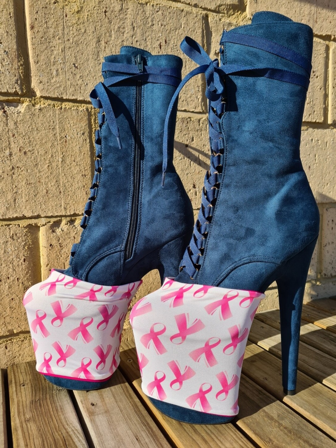 'F*#K CANCER' Limited Edition Pleaser Protectors