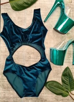 Velvet Bodysuit - Goddess Edition
