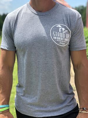 SUFGL T-Shirt GREY