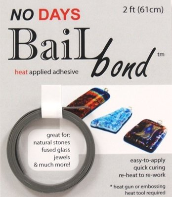 NO Days BailBond, Pewter, 2 Ft