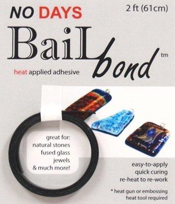 NO Days BailBond, Black, 2 Ft