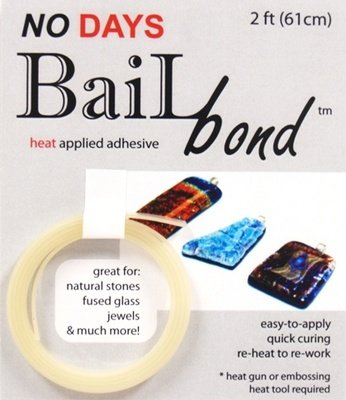 NO Days BailBond, Clear, 2 Ft