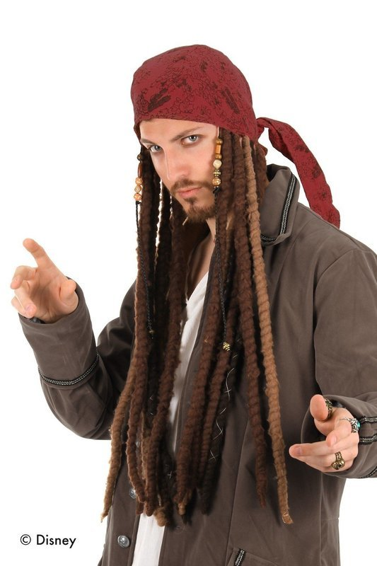 Pirate Dreads