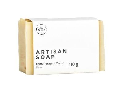 Lemongrass & Cedar Bar Soap