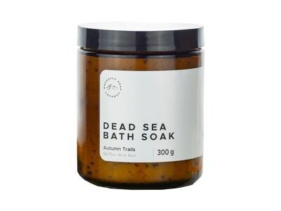 Autumn Trails Dead Sea Bath Soak