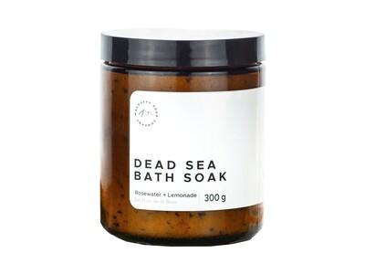 Rosewater + Lemonade Dead Sea Bath Soak