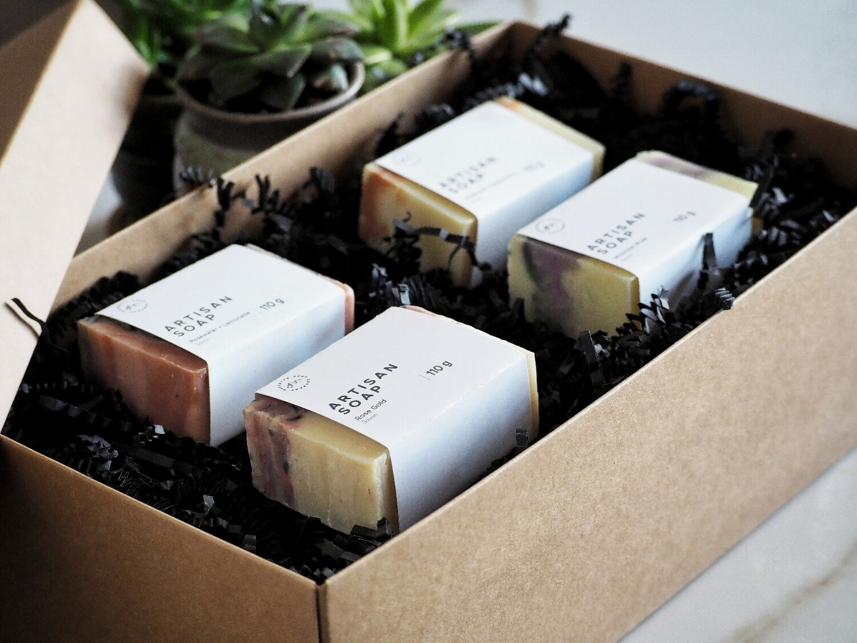 Spring Bar Soap Gift Pack