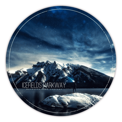 ICEFIELDS PARKWAY SHAVE SOAP (EO SCENT) (MAY 9th)
