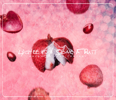LYCHEE IS A STONE FRUIT AFTERSHAVE SPLASH