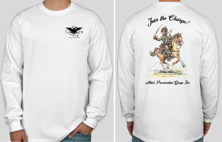 APG Long Sleeve Shirt size 2XL