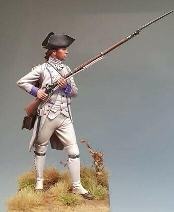 French Agenios Regt 1779