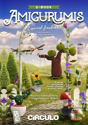 Revista Amigurumi - Especial Jardín #2 (Producto Digital)