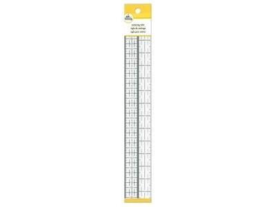 EK TOOLS centering ruler 38 cm