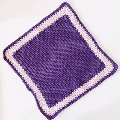 Washcloth Series 2 - Number 1