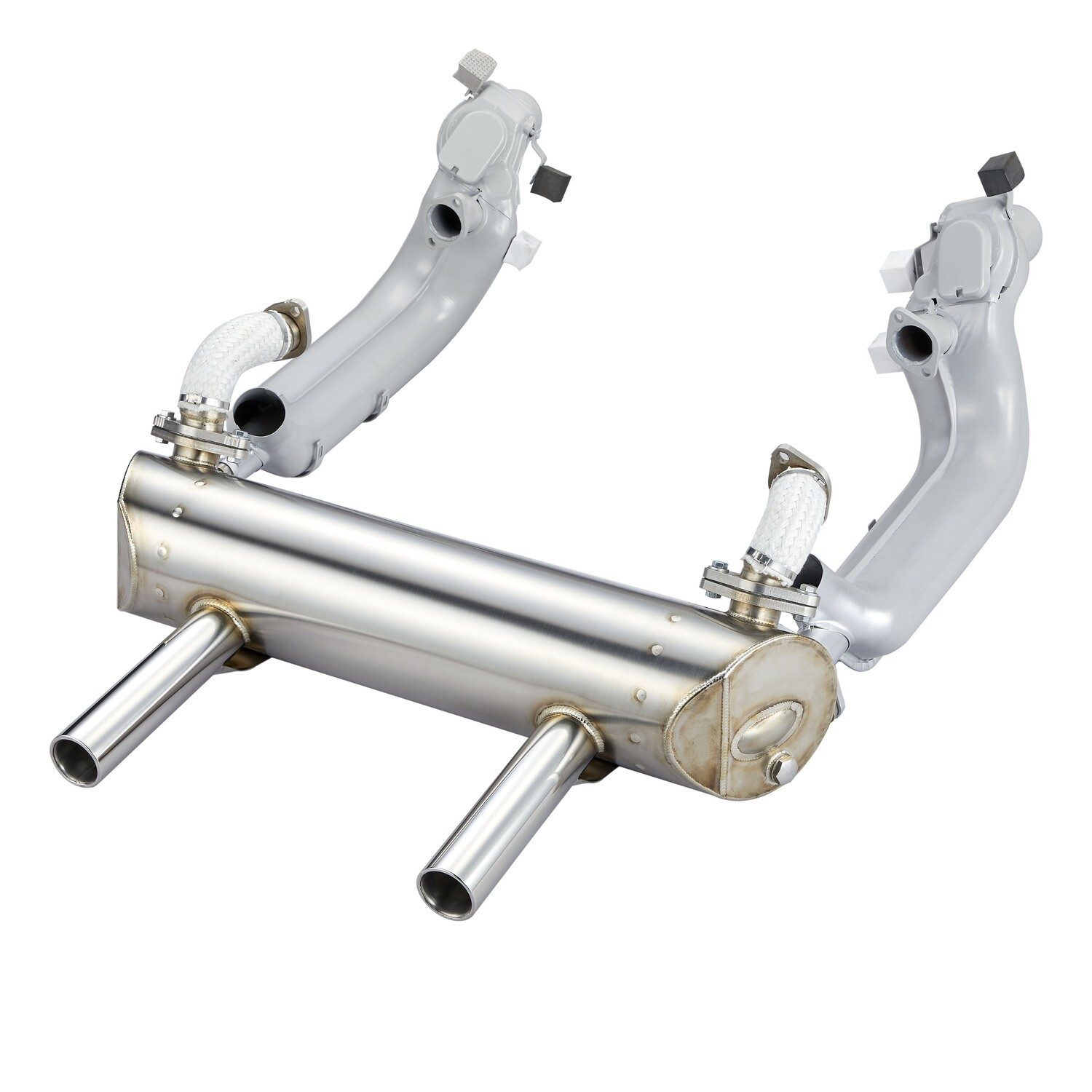 vw bug ss143 super sport exhaust system 50 35