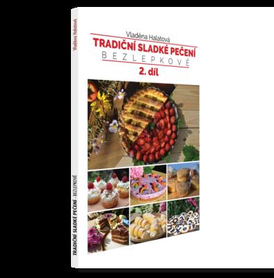 Tradiční sladké pečení 2 - bezlepkově