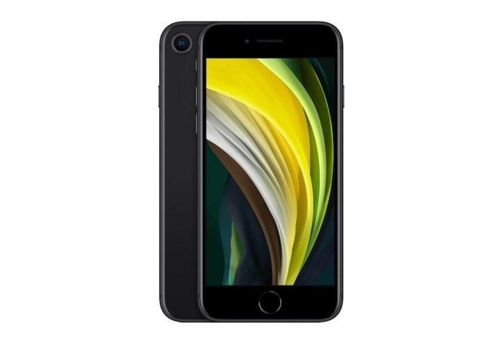 Kosher iPhone SE 2020 Black (Unlocked)
