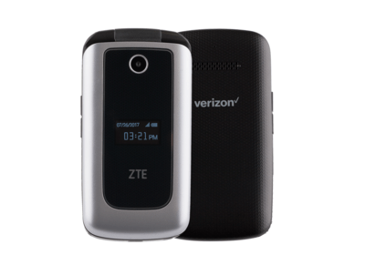 Kosher ZTE Cymbal 4g Flip for Verizon