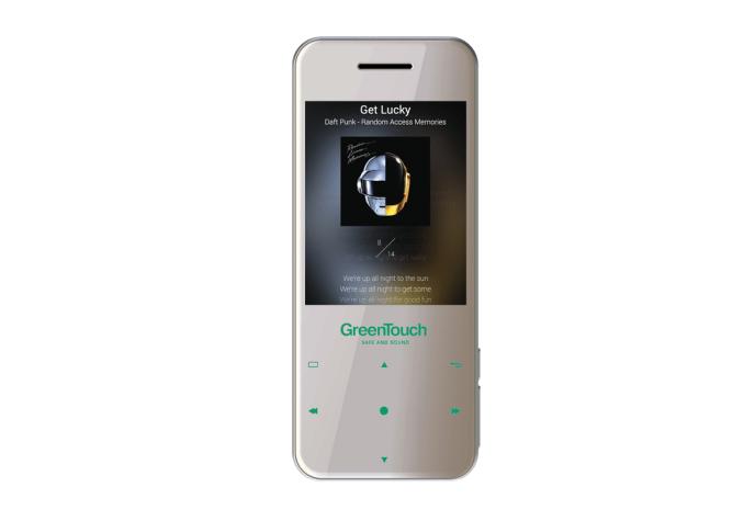 Greentouch X5II Kosher 16gb MP3 Player