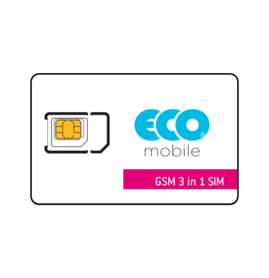 Kosher Cell SIM Card