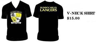 V- Neck T Shirt